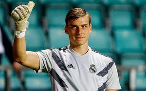 «Реал» отдал украинского вратаря варенду, Промес неуедет в«Монако». Трансферы ислухи дня