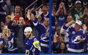 Первый после Буре. Кучеров оформил хет-трик в Матче звезд НХЛ