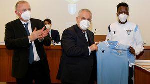 «Лацио» подписал 17-летнего ивуарийца, который никогда раньше не играл в футбол