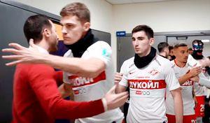 «Спартак» показал, как Тедеско настраивал игроков наматч с«Зенитом»: эмоциональное видео