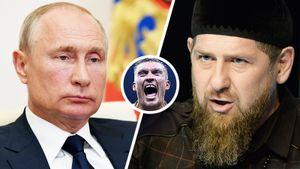 «Мне угрожают: вспомнили Кадырова и Путина». Усик ответил на критику украинцев после съемок в российском фильме