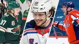 Капризов окончательно завоюет Америку, Овечкин продолжит творить историю. Главные русские герои нового сезона НХЛ