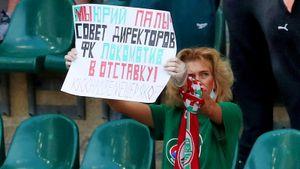 Фанаты «Локомотива» составили список претензий к Кикнадзе и Мещерякову: «Они ведут клуб к пропасти»