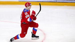 «Янесоглашался напереход вСКА, это полная чушь». Форвард сборной России, которого ждут вКанаде