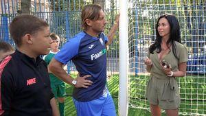 «Футбольное сумасшествие!» Тотти бьет наспор пенальти ивспоминает «Реал» ипаненку наЕвро-2000