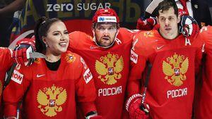 Загитова: «Овечкин и Малкин — это легендарные люди. Люблю всех наших хоккеистов»