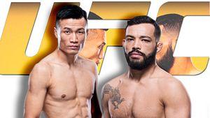 В рубке хедлайнеров турнира UFC победит универсализм и опыт. Прогноз на бой Корейский Зомби— Дэн Иге