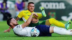 «Тоттенхэм» проиграл «Пасуш де Феррейра» в квалификации Лиги конференций