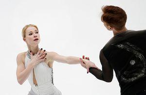 Тарасова/Морозов выиграли короткую программу, Бойкова/Козловский— 2-е. Как это было
