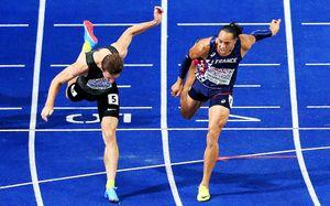 Ставший вторым Шубенков опротестовал золото француза на чемпионате Европы. Все решил фотофиниш