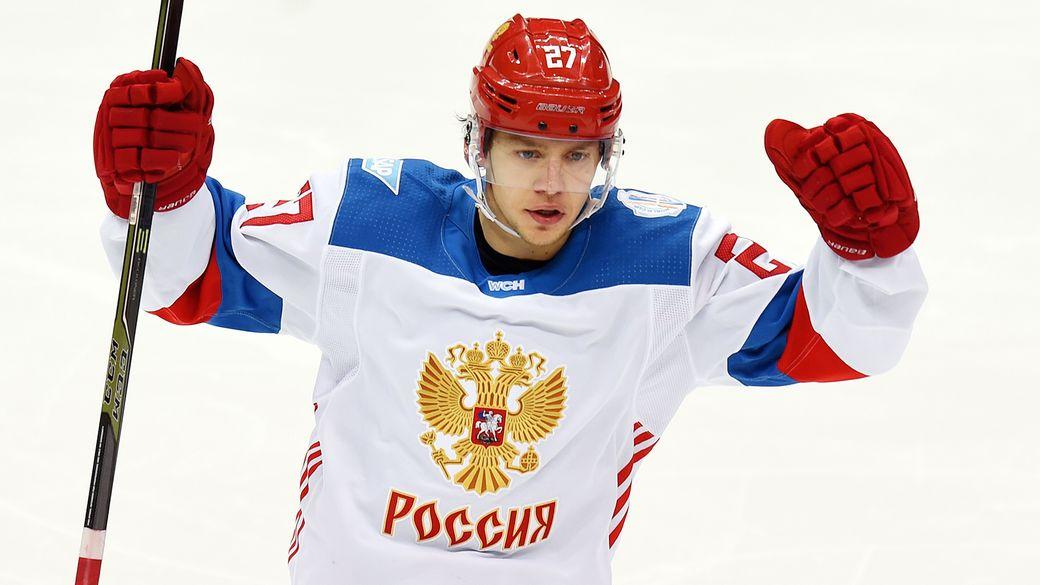 (Юрий Кузьмин, photo.khl.ru)