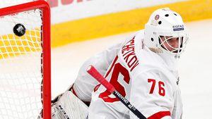 Лучший вратарь МЧМ в2020-м сыграл 10 секунд вКХЛ. Карьера Кочеткова идет под откос