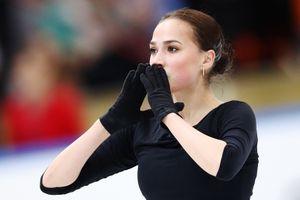 Загитова включена в состав сборной России по фигурному катанию