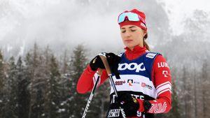 «Главное, что кости целы». Российская лыжница Кирпиченко рассказала о падениях в масс-старте на ЧМ