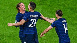 Врядли Дешам хочет сыграть с Англией уже в 1/8 финала, а потому будет побеждать. Прогноз на Португалия— Франция