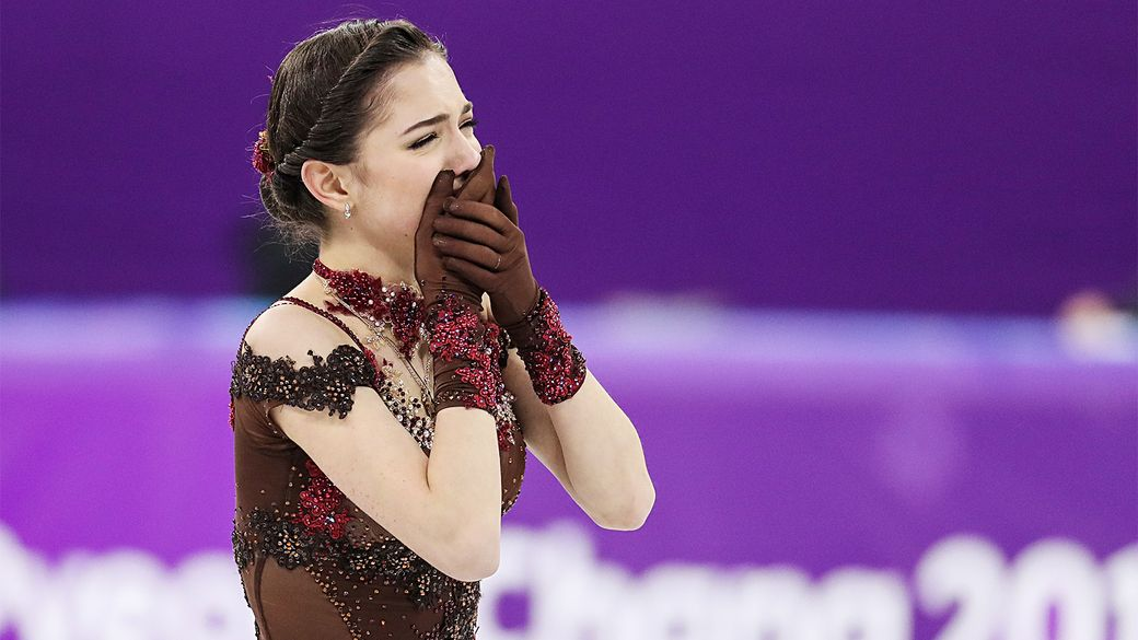 Медведева: Cеребряная медаль ОИ  мое благословение. Думаю: Господи, спасибо, что тогда не дал мне выиграть