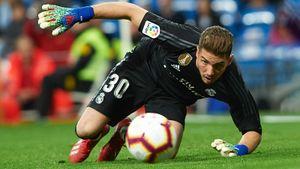 «Люка, я твой отец». Зидан поставил в ворота «Реала» сына, он пропустил на 131-й секунде