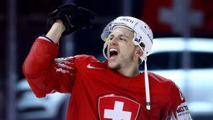 ВКХЛ приехал самый крутой швейцарец вистории лиги. Андригетто может прорубить окно вРоссию