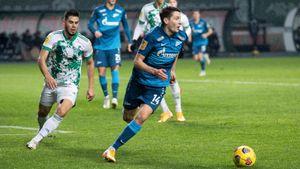 Кузяев: «Мне кажется, пенальти в ворота «Зенита» не было. Удивило это решение судьи»