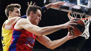 ЦСКА выиграл серию у «Фенербахче» и вышел в «Финал четырех» Евролиги