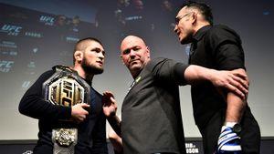 Фергюсон: «Хабиб должен быть лишен титула UFC»