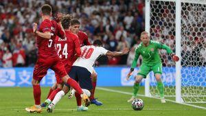 «Главный позор Евро! Нужно быть полным англичанином, чтобы болеть за эту сборную». Реакция на симуляцию Стерлинга