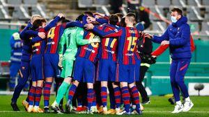 «Барселона» провела первую серию пенальти с 1998 года. Тер Штеген стал героем, а Гризманн промазал