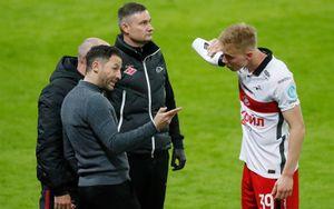 «Спартак» лидирует в РПЛ по привлечению к матчам футболистов до 21 года. «Зенит» — на предпоследнем месте