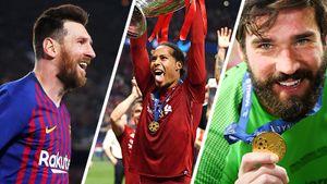 10 лучших игроков сезона. Теперь поверсии Sport24, анеУЕФА