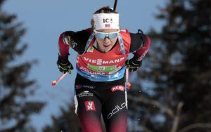 Экхофф выиграла спринт на этапе Кубка мира в Нове-Место, россиянки не попали в топ-20