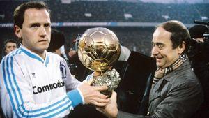 В СССР играл лучший футболист мира: Беланов начинал на стройке, а потом получил «Золотой мяч»