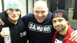 Встречал Хабиба в США и выводил его на первый бой в UFC. Кештов — о возвращении Нурмагомедова и Абдулманапе