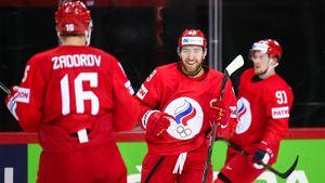 Россия сыграет с Канадой в четвертьфинале чемпионата мира в Риге