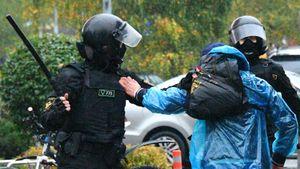 Гончаренко — о протестах в Белоруссии: «Говорю знакомым омоновцам, что нельзя бить простой народ»