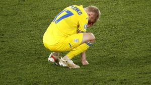 Украинцы прервут ничейный синдром, и это будет больно. Прогноз на Украина— Франция
