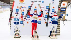 «Большунов разгромил норвежцев». Что пишут иностранные СМИ о гениальной победе русского лыжника на ЧМ