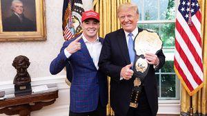 Главный фанат Дональда Трампа в UFC одержит уверенную победу. Прогноз на бой Ковингтон — Вудли