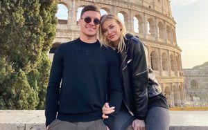 Форвард «Реала» Йович сообщил обеременности своей подруги. Год назад унего родился сын отдругой девушки
