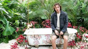 «У меня тоже была ванна в огороде». Панарин сравнил мексиканский курорт с родным Коркино