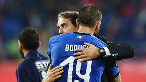 Италия Манчини наконец-то обыграла хоть кого-то. Первая победа за шесть матчей