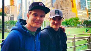 Гражданство США есть у сыновей Буре и племянника Козлова. За какую сборную будет играть младший Наместников?