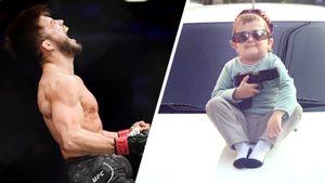 «Я тебя порву». Бывший чемпион UFC хочет драться с Хасбулой из Дагестана. К их беседе подключился даже Хабиб