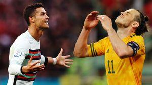 На Евро— аномалия с пенальти: 4 промаха из 5 ударов. Роналду— единственный, кто забил