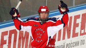 «Баффало» выбрал двух россиян во втором раунде драфта НХЛ-2021