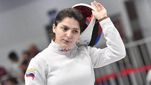 Россия выиграла первую медаль Олимпиады в Токио! Невероятный прорыв шпажистки Муртазаевой— бьется за финал. Лайв
