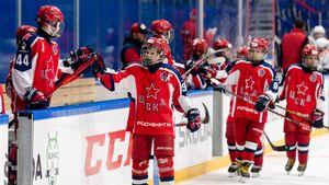 Маленькие герои с большим будущим. Юные хоккеисты ЦСКА выиграли «КУБОК ŠKODA», разгромив в финале «Динамо»