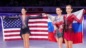 «Вдохновляюсь Загитовой, равняюсь наТрусову». 14-летняя американка уже прыгает четверные итриксели