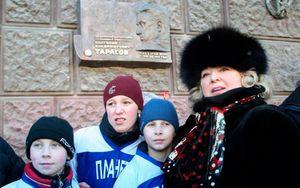 Тарасова: «Советская власть сломала жизнь моему отцу. Его убили в 54 года»