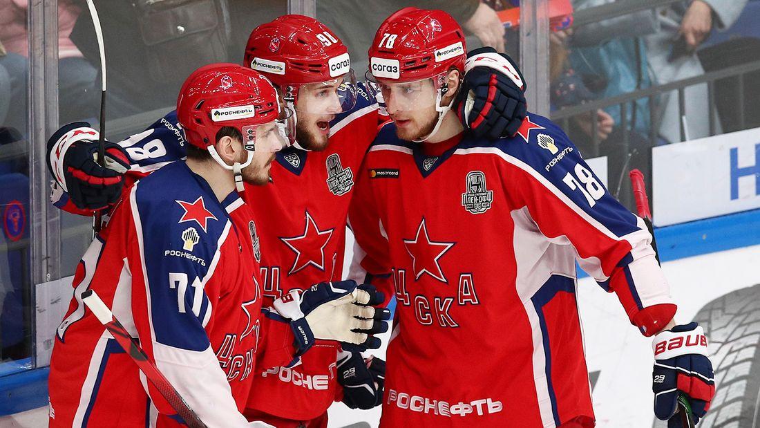 ЦСКА снова теряет ударное звено  останется только Окулов. Шалунов ждет ответа Чикаго, Мамин уезжает в НХЛ