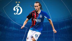 «Динамо» официально объявило о переходе защитника «Милана» Лаксальта